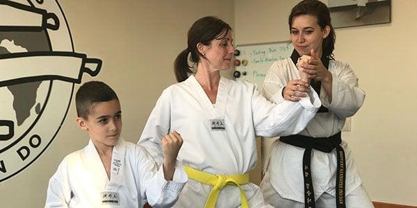 Family Martial Art Classes