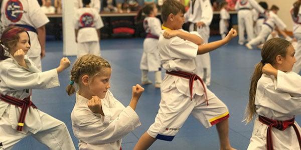 Kids Martial Arts Classes