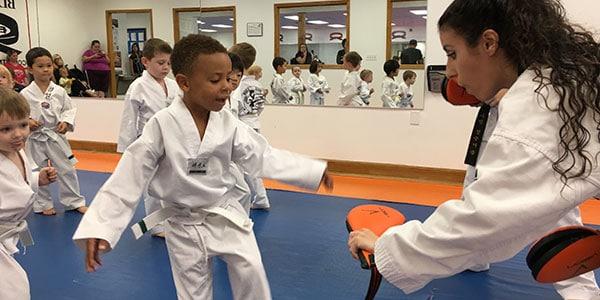 Little Tiger Martial Arts Classes