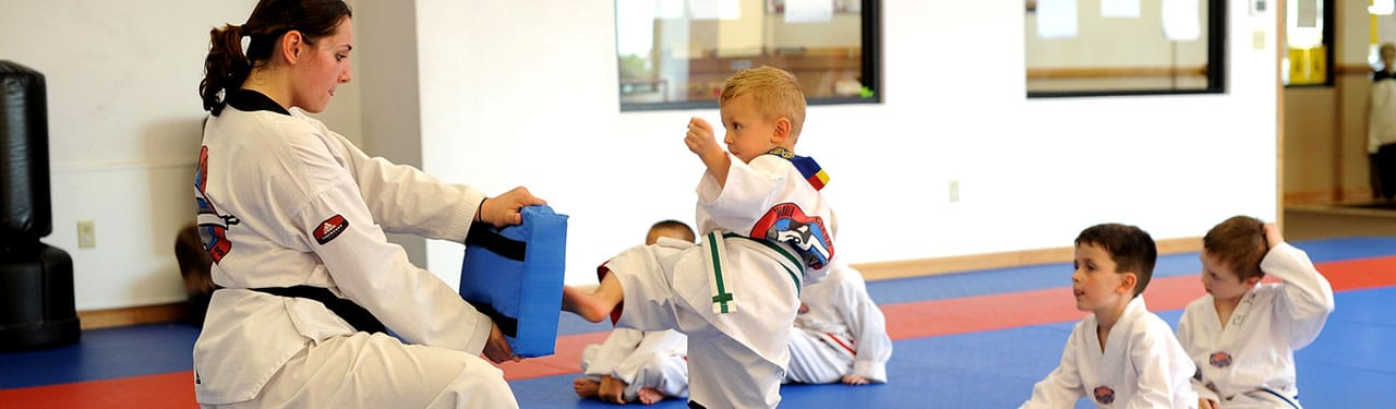 Preschool martial arts in Fort Collins, CO